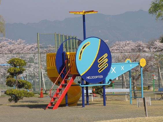 聖地公園(秩父児童交通公園)